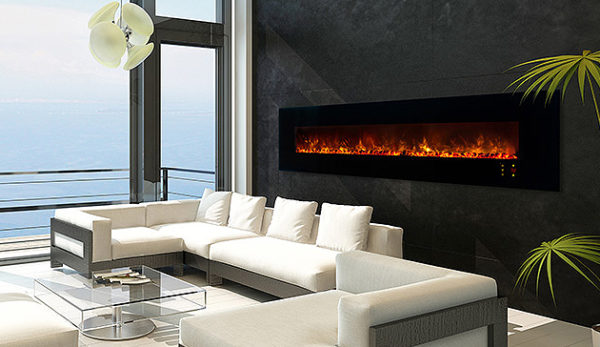 Modern Flames Ambiance Linear Electric Fireplace