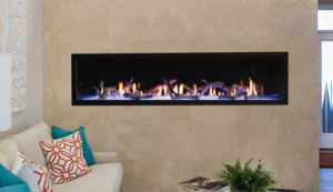 Empire Boulevard Vent Free Gas Fireplace