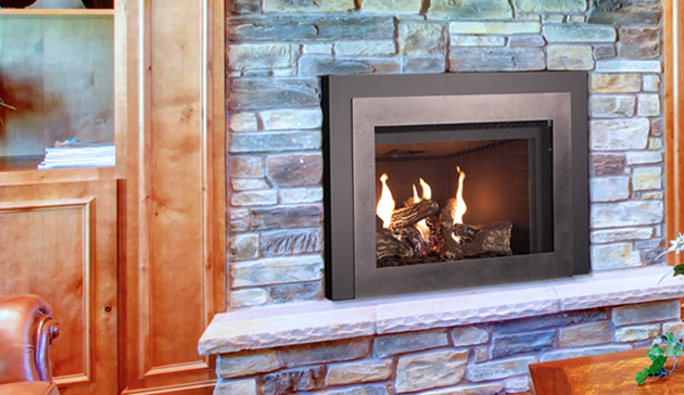 Iron Strike Bellevue Gas Fireplace Insert