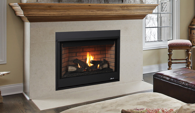 Superior Direct Vent Traditional Fireplace DRT2000
