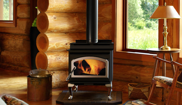 Iron Strike Performer Wood Burning Stove