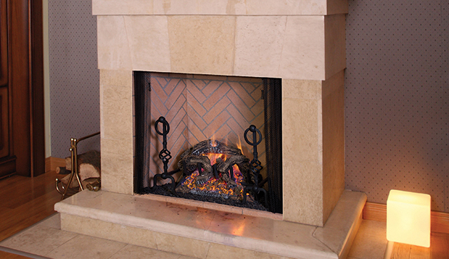 Astria Rapture B Vent Gas Fireplace