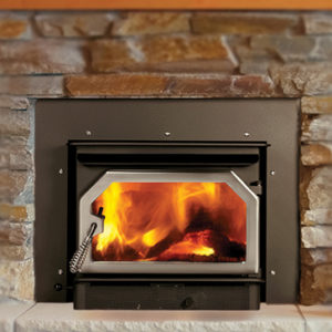 Iron Strike Striker Wood Fireplace Insert