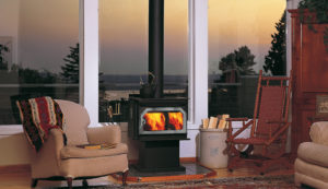 Iron Strike Striker Wood Burning Stove