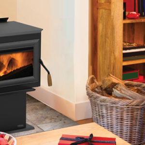 Iron Strike Tahoma Wood Burning Stove