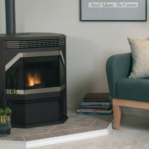 Iron Strike Winslow Pellet Stove