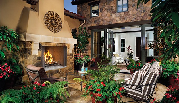 Superior WRE4500 Outdoor Wood Burning Fireplace