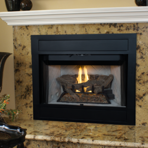 Superior B Vent Gas Fireplace BRT4500