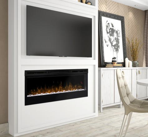 Dimplex Prism Linear Electric Fireplace