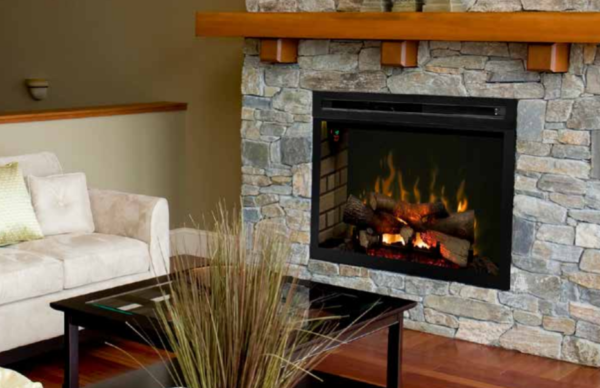 Dimplex MultiFire XD Traditional Electric Fireplace