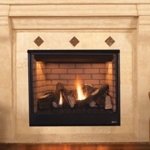 Superior Direct Vent Traditional Fireplace DRT3500