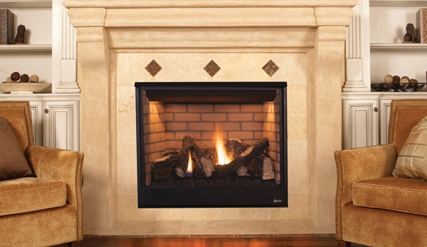 Direct Vent Traditional Gas Fireplaces Arizona Fireplaces