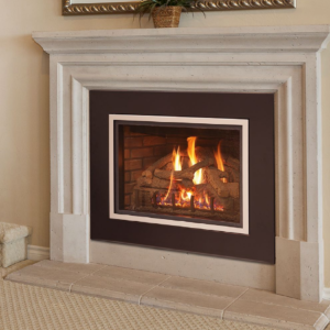 Real Fyre DVI Gas Fireplace Inserts