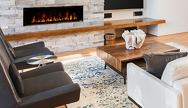 Modern Flames FusionFire Indoor Electric Linear Fireplaces