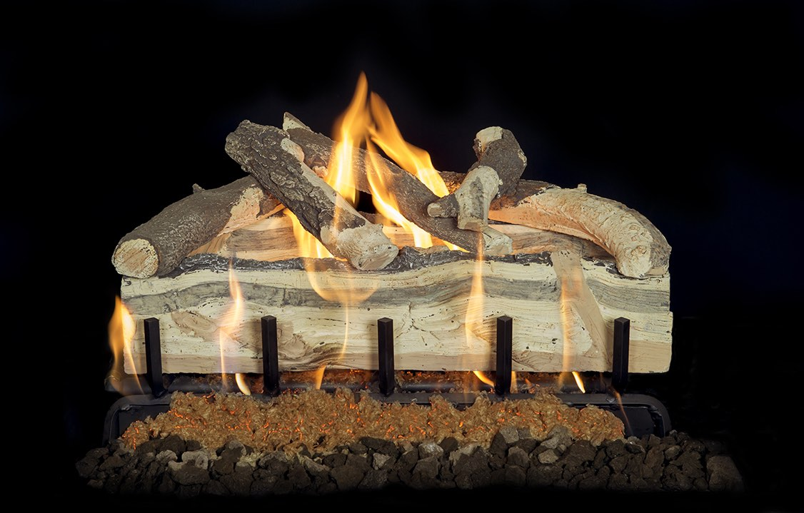 Grand Canyon Gas Logs Our Products Arizona Fireplaces