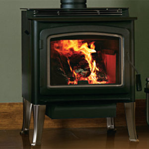 Iron Strike Grandview Wood Burning Stove
