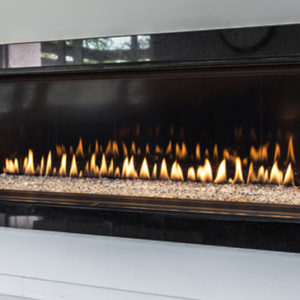 Montigo Distinction Linear Direct Vent Fireplace
