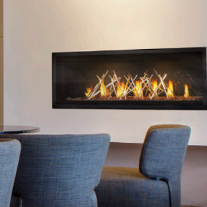 Napoleon Luxuria Linear Direct Vent Fireplace
