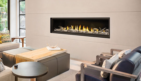Napoleon Vector Linear Direct Vent Fireplace