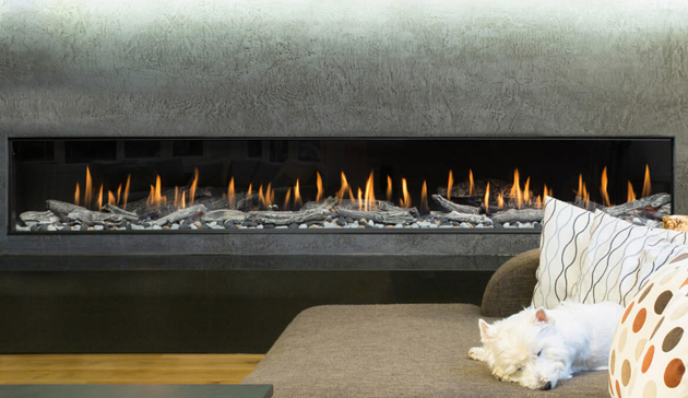 Montigo Prodigy Linear Direct Vent Fireplace