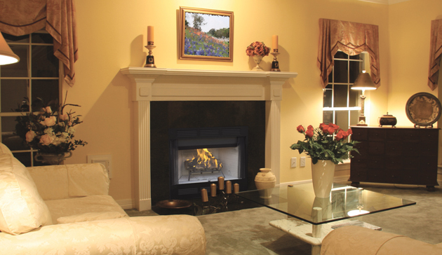 Superior WRT / WCT 2000 Wood Burning Fireplace