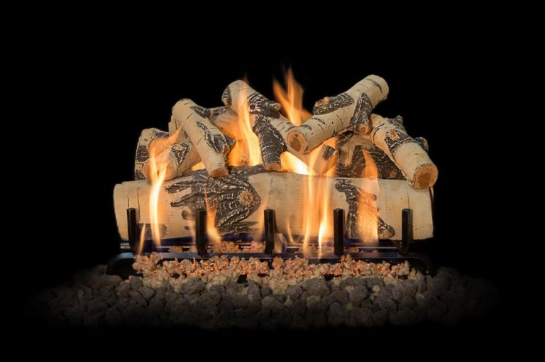 Quaking Aspen Gas Logs 24""