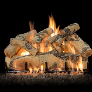 Quaking Aspen Gas Logs 30""