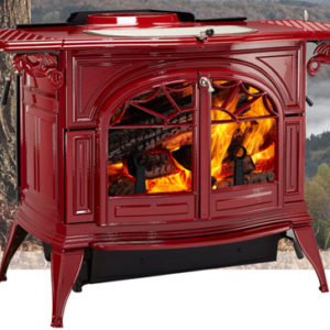 Vermont Castings Defiant FlexBurn Wood Burning Stove