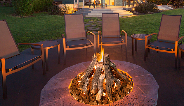 Firepits & Burners