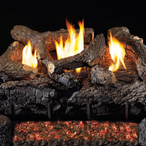 Realfyre Evening Fyre Vent Free Logs