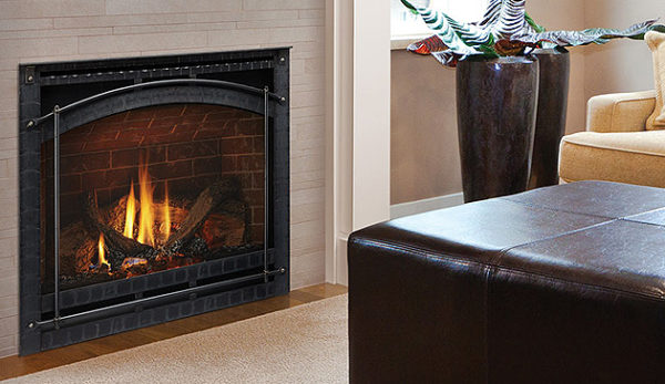 Heat N Glo SLX Series Gas Fireplace