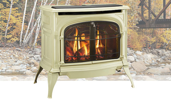 Vermont Castings Radiance Gas Stove