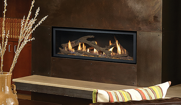 Travis 4415 HO Linear Gas Fireplace