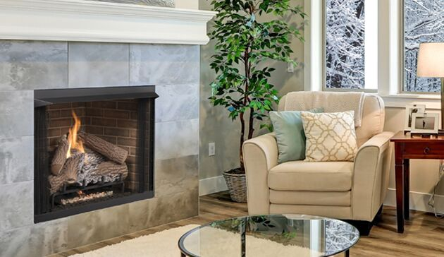 Vent Free Traditional Gas Fireplaces