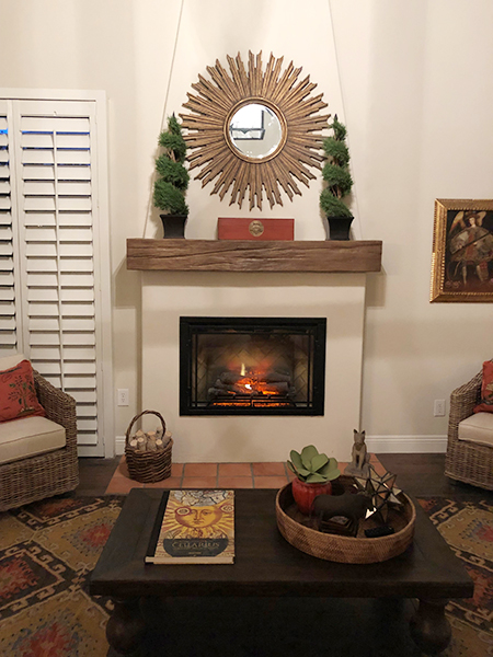 Before Amp After Dimplex Revillusion 36 Arizona Fireplaces